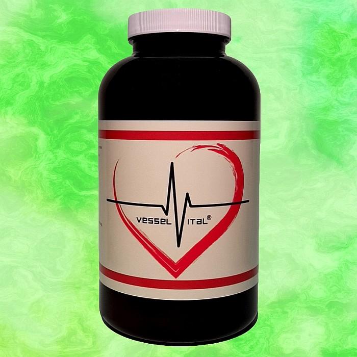 Vessel Vital® - zur Blutgefäßreinigung