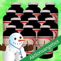 Weihnachtsangebot Vessel Vital® (12 Dosen) + Geschenk